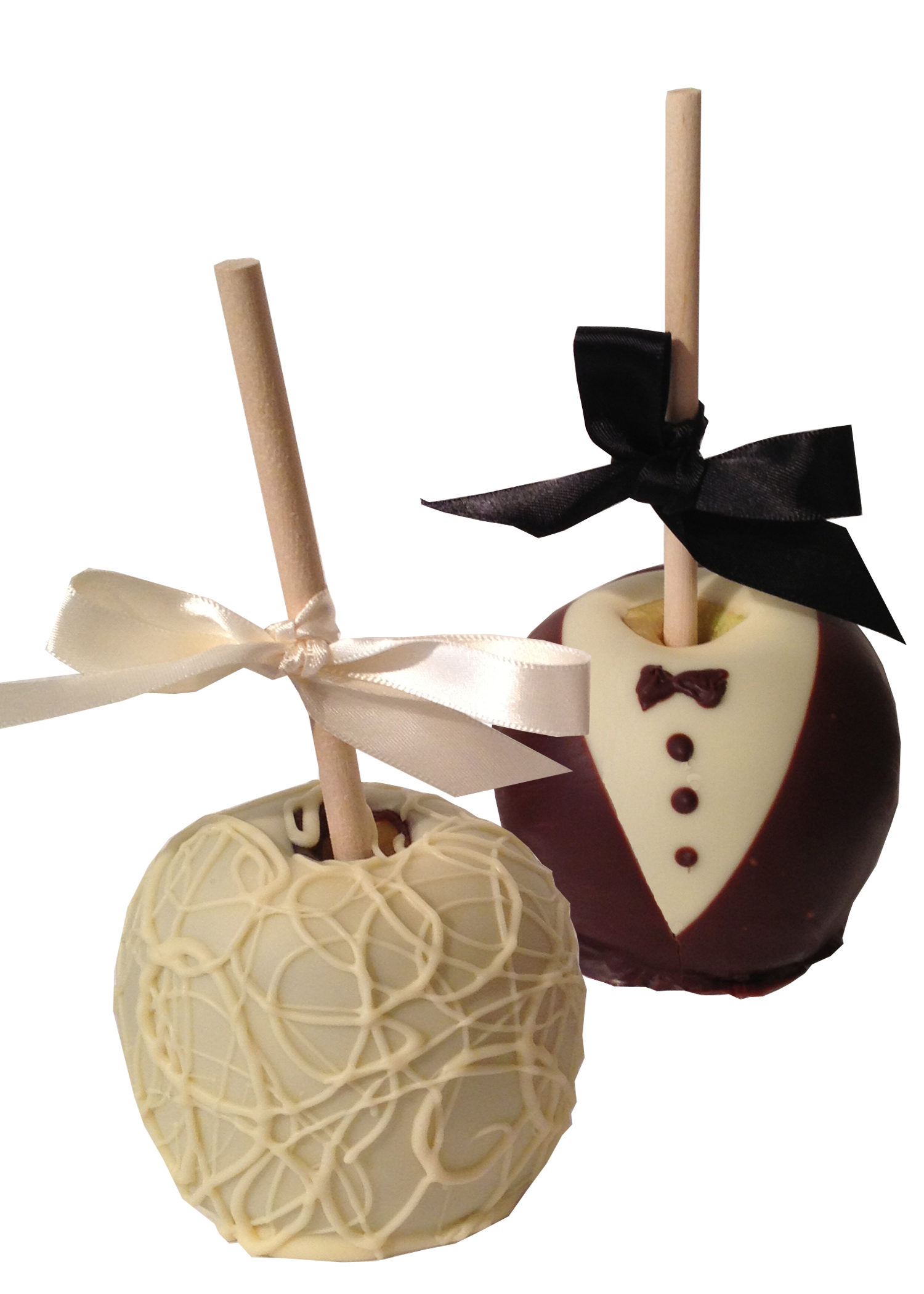 Gourmet Toffee Apples